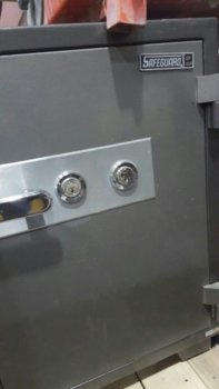 Заказ вскрытие сейфа SAFEGUARD