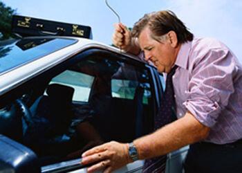 Как открыть дверь автомобиля